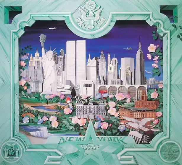 Panneaux Corporate Art New York