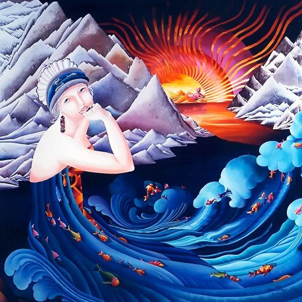 Aurora (Metaphysische Kunst)