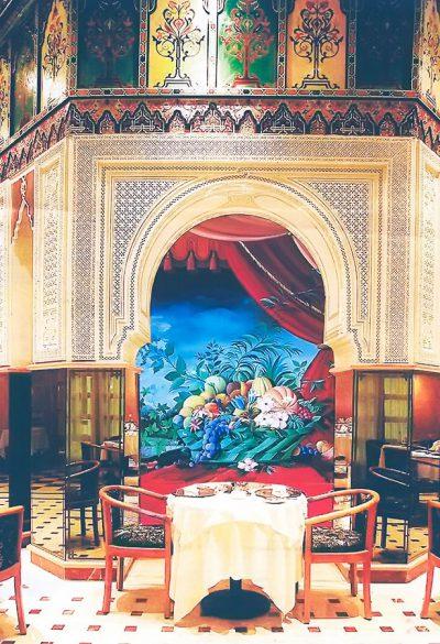 Panneaux Oriental Restaurant