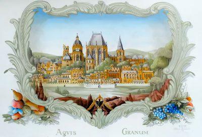 Supraporta Aachen auf Panneaux