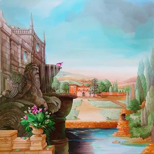 Landschaftsmalereien