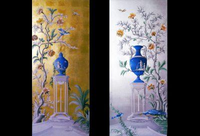 Hellmuth Dieken - Vase et Urne